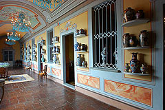 Castle for sale in the Piemonte region of Italy - Interior