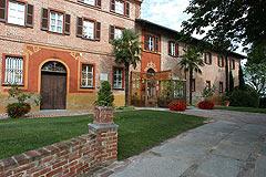 Schloss zum Verkauf in der Region des Piemont, Italien - Entrance