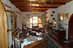 Country House - Living area
