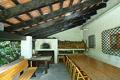 Country House - Terrace area