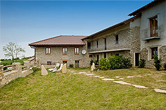 Country Estate for sale in Piemonte Italy. - Outside area for guests