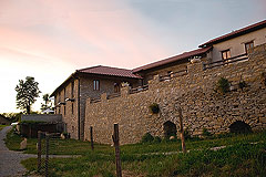 Country Estate for sale in Piemonte Italy. - The properties are built from local Langhe stone