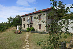 Country Estate for sale in Piemonte Italy. - Independent house available for rental