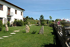 Country Estate for sale in Piemonte Italy. - Garden areas