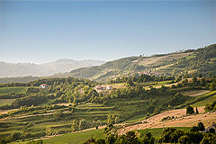 Country Estate for sale in Piemonte Italy. - Views of the surrounding area