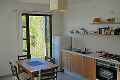 County Home for sale in the Langhe region of Piemonte - Kitchen
