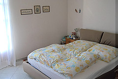 County Home for sale in the Langhe region of Piemonte - Bedroom