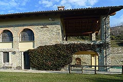 Luxury Country Home for sale in Piemonte - Terrace area