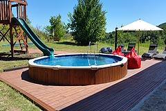 Casa di campagna in vendita nella regione Langhe Piemonte. - Pool