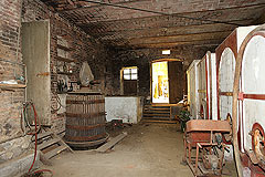 Country Estate  for sale in Piemonte. - Wine cantina