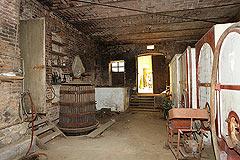 Residenza di campagna in vendita in Piemonte. - Wine cantina
