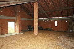 Country Estate  for sale in Piemonte. - Stable interior