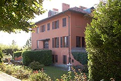 Historic Houses for sale in the Langhe region of Piemonte - Front view of the property