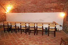 Historic Houses for sale in the Langhe region of Piemonte - Wine cantina