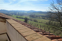 Luxury Italian Apartment for sale in Piemonte - Views from the terrace
