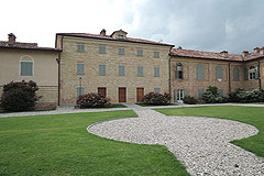 Luxury Italian Apartment for sale in Piemonte - Courtyard area