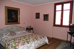 Prestigious Italian Villa for sale in Piemonte - Bedroom