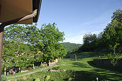 Prestigious Italian Villa for sale in Piemonte - Garden area