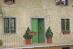 Delightful Village house, Barolo - Traditional Piemontese  balcony