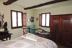 Delightful Village house, Barolo - Bedroom