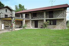 Traditionelles Steinhaus zum Verkauf im Piemont - Traditional Stone House for sale in Piemonte