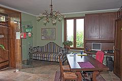 Hotel for sale in Piemonte - Reception area