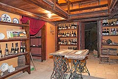 Hotel for sale in Piemonte - Wine cantina