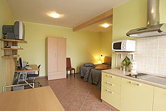 Hotel for sale in Piemonte - Guest rooms