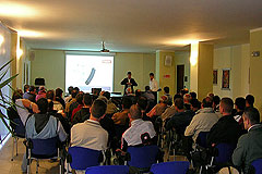Hotel for sale in Piemonte - Conference room