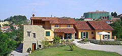 Hotel for sale in Piemonte - View of the property