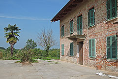 Exciting Investment opportunity in Piemonte - The property is situated in a rural position