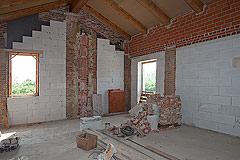 Exciting Investment opportunity in Piemonte - Very spacious interior ready for finishing