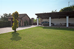 Splendida cascina in vendita in Asti – Piemonte - Terrace area