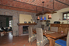 Beautiful Country Home for sale in Piemonte - Dining area