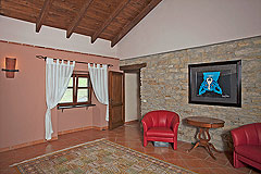 Beautiful Country Home for sale in Piemonte - First Floor living area