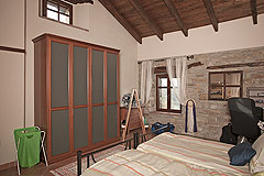 Beautiful Country Home for sale in Piemonte - Bedroom
