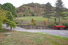 Beautiful Country Home for sale in Piemonte - Driveway