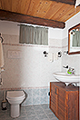 Beautiful Country Home for sale in Piemonte - Independent guest bathroom