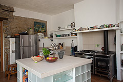 Luxury Country House in the Langhe region of Piemonte - Kitchen area
