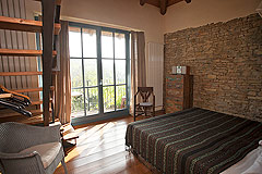 Luxury Country House in the Langhe region of Piemonte - Bedroom 3