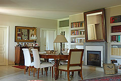 Luxury Country House with business potential in Piemonte - Dining area