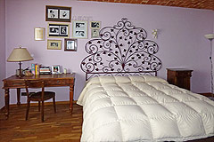 Luxury Country House with business potential in Piemonte - Bedroom