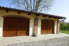 Luxury Country House with business potential in Piemonte - Garage