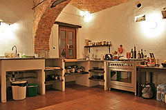 Group of Houses for sale in Piemonte - House 1 - Kitchen