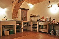 Häusergruppe zum Verkauf im Piemont - House 1 - Kitchen