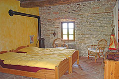 Group of Houses for sale in Piemonte - House 1 - Bedroom