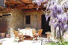 Group of Houses for sale in Piemonte - House 1 - Terrace area