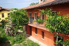 Häusergruppe zum Verkauf im Piemont - House 3