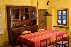 Häusergruppe zum Verkauf im Piemont - House 3 - Kitchen