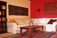 Häusergruppe zum Verkauf im Piemont - House 3 - Living area